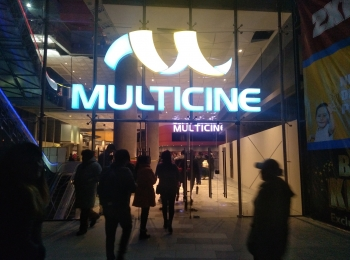 Multicine El Alto