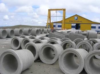 Preconal, Prefabricados de Concreto
