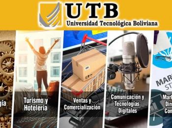 UTB, Universidad Tecnológica Boliviana