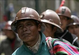 Día Del Trabajo En Bolivia