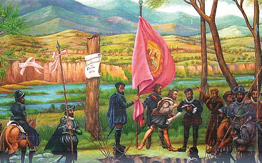 Fundación de Tarija 4 de Julio de 1574.