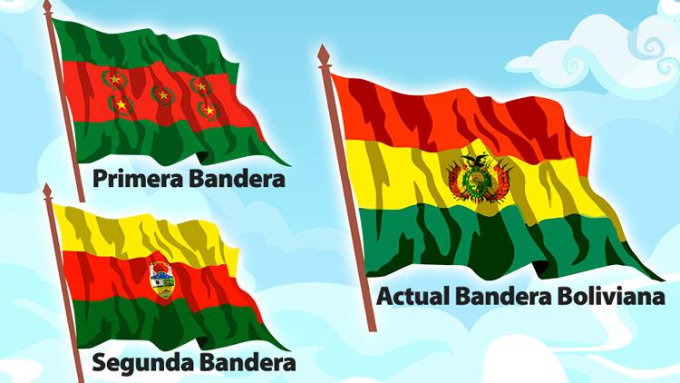 Día de la bandera boliviana, 17 de agosto