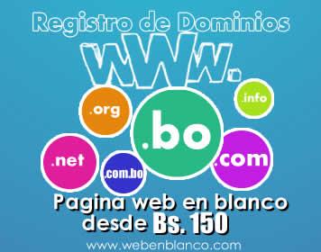 Web en Blanco (2)