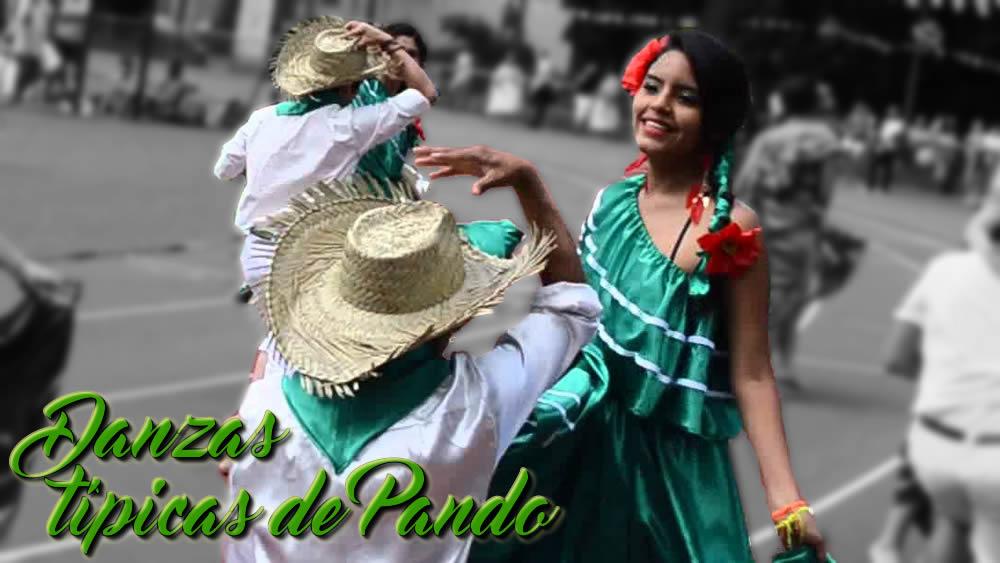 Danzas Típicas De Pando