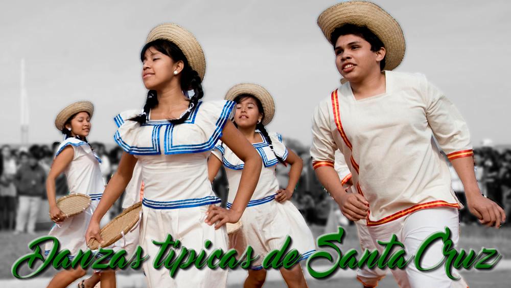 Danzas Tipicas De Santa Cruz