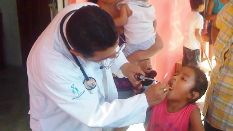 Día del médico en Bolivia