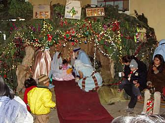 Villancicos de navidad bolivianos
